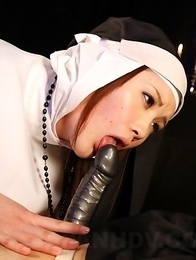 Japanese nuns want some nasty fun